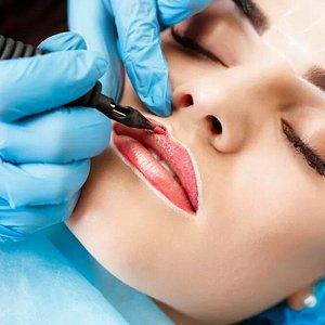Maquillage Permanant Levre