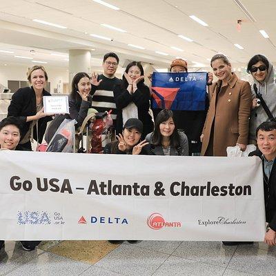 Go USA Group!
