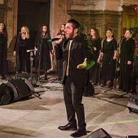 Grande spettacolo nella chiesa di San Potito: THAT'S NAPOLI LIVE SHOW! Ogni sera un grande event
