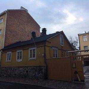 Burgher's House (Ruiskumestarin talo), Helsinki, Finland