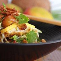 'Bang Bang ' Chicken & Mango Salad