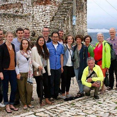 Cultural Tour in Berat Castle