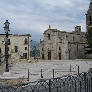 Chiesa e Piazza di Sant' Eustachio