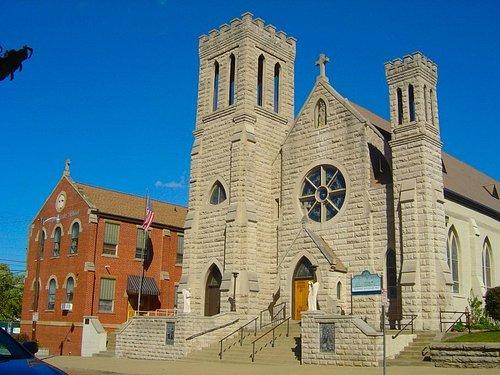 St Joseph's Church - towers