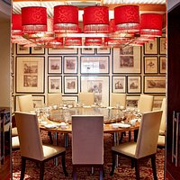 The China Club Private Dining Room