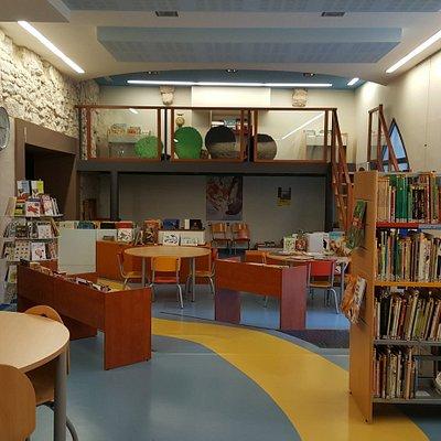 Bibliothèque de Souillac