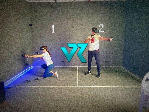 Virtual reality in Tallinn