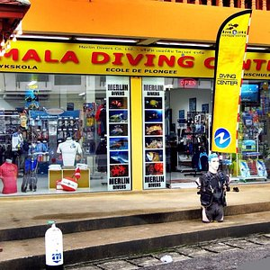Merlin Divers - Phuket