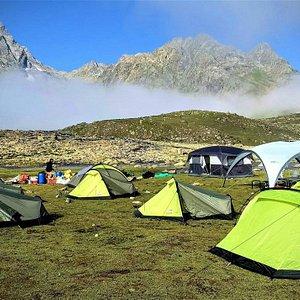Kashmir Great Lakes Trek - Kashmir - India