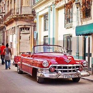 Cadillac de Ville 1952