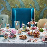 Follow Alice down the rabbit hole and enjoy an Afternoon Tea in Wonderland.