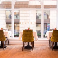 Having undergone a modern yet classic refurbishment, our restaurant has a wonderful elegance to