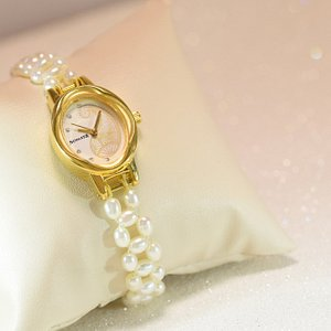 Buy Pearl Watches Online India - Branded Dials - Guaranteed Pearls