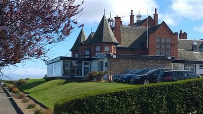 Leven Golfing Society Clubhouse