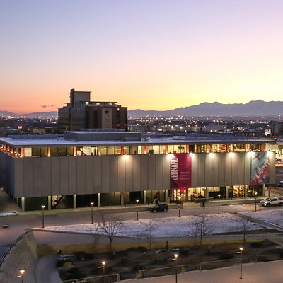 Located in the heart of downtown Salt Lake City!