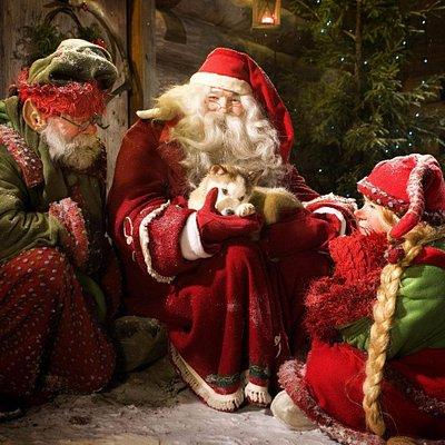 Santa Claus Secret Forest Joulukka