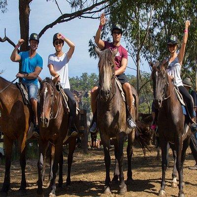 marrakech horse ride