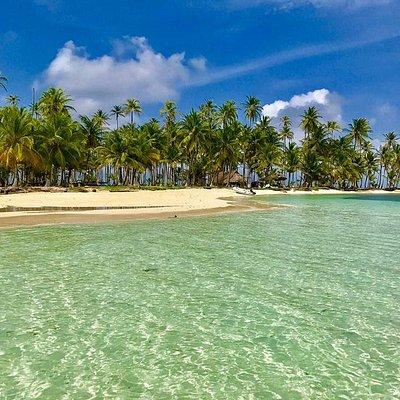 Morodub, en español isla Tortuga en los Cayos Holandeses (Dutch Keys)