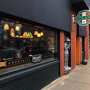 Nolan's Storefront