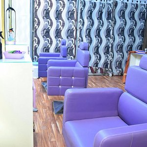 This is our Salon Chairs. Enjoy beauty and salon Services