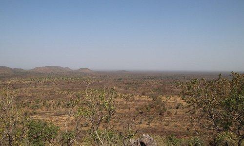 Vue sur le Parc de la Pendjari