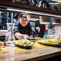 Szef kuchni WooThai Restaurant