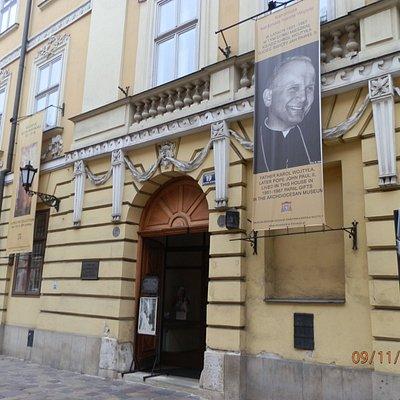 THE ARCHDİOCESAN MUSEUM - KRAKOW / POLONYA