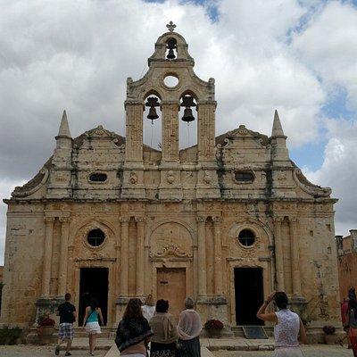 Old monastery visit