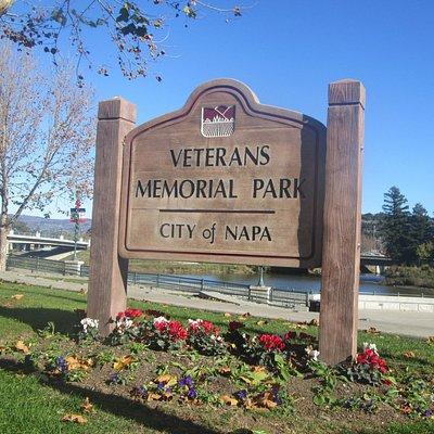 Veterans Memorial Park, Napa, Ca
