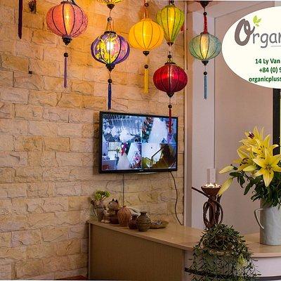 Organic Plus Spa in Danang, Virtnam