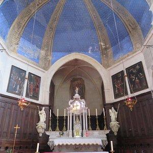 Main Altar & Domed Ceiling