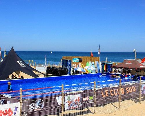 Le club sud ecole de surf watermansport