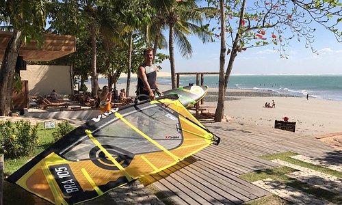 Best Windsurfing spot