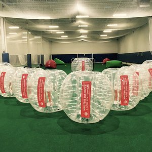 Bubble soccer Montreal