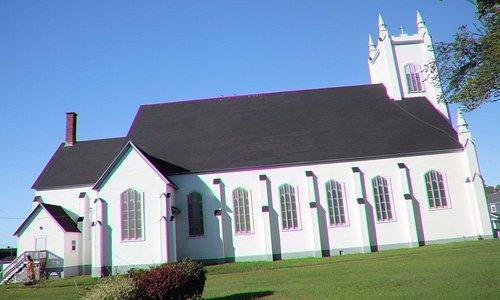 This is a gorgeous church!