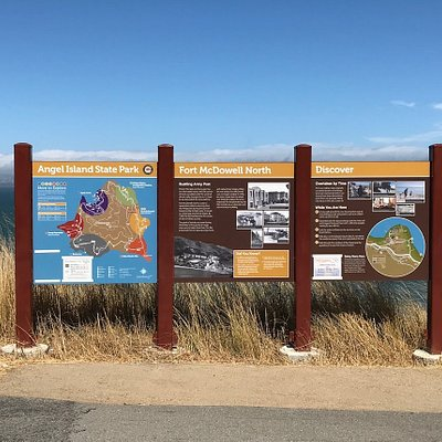 History of Ft McDowell and Island