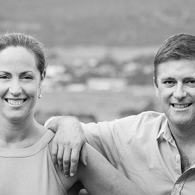Brock + Fi - the couple behind Launceston's best gourmet walking tours