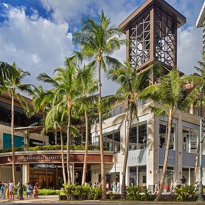 International Market Place Kalākaua Avenue Entrance