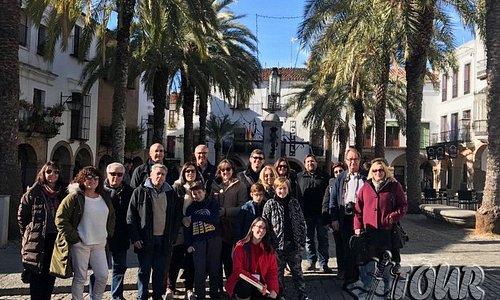 Visitas con Tour Extremadura en Zafra