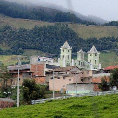 Chiesa..dalla strada