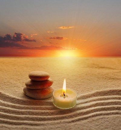 Natural gift ... love and serenity