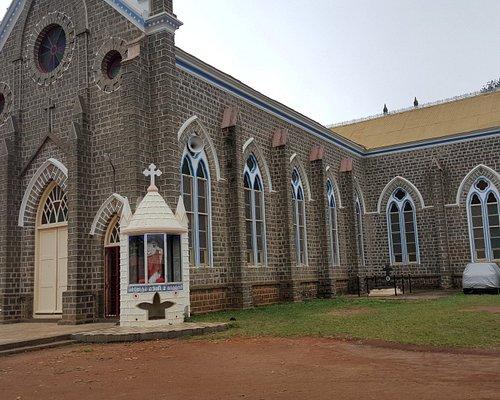 Famous Sacred Heart Church - Yercaud (Near Bhavani Sigh's Perfumery) - Traveller G