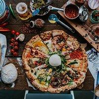 Mozza True Neapolitan Pizza