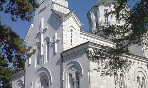 Crkva Svetog Vasilija Ostroškog u Nikšiću.