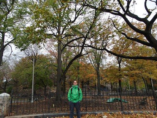 Marcus Garvey Memorial Park