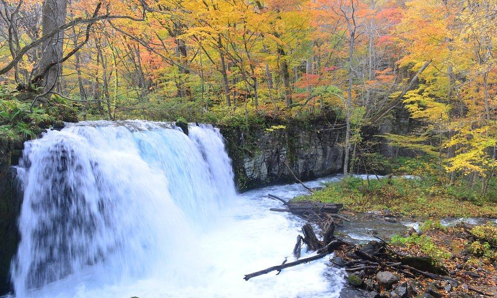 Choshi Otaki Waterfall (2)