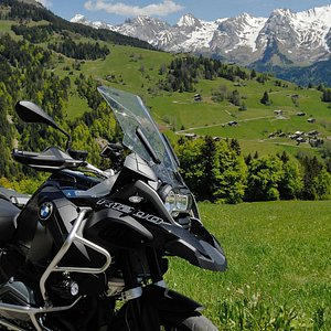 R1200GS Adventure available for hire with Moto-Plaisir