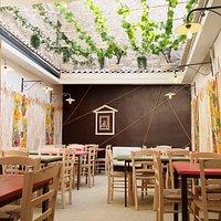 That's a Moro sala ristorante