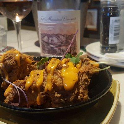 The best buttermilk chicken in Cape Town!!