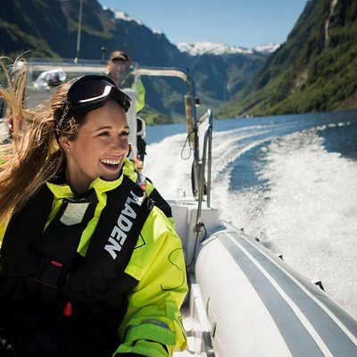 Summer in the Nærøyfjord